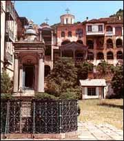 The Monastery of Zographou