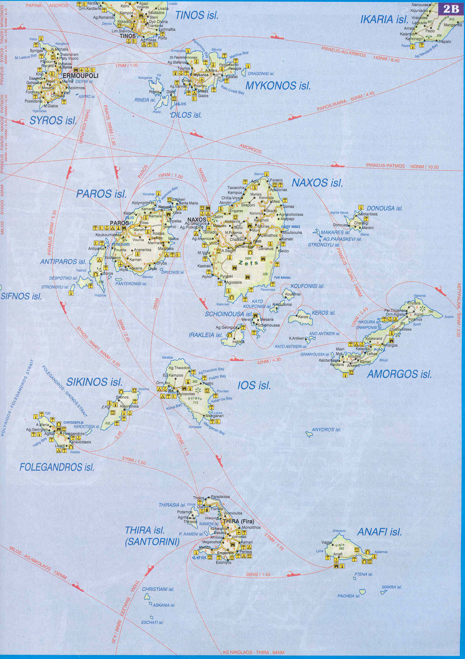 Maps of Greece